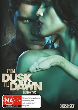 From Dusk Till Dawn: Season Two (Box Set) [DVD]