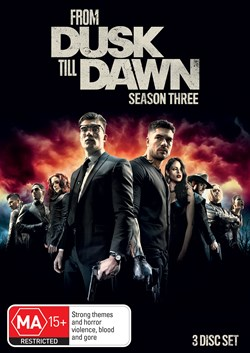 From Dusk Till Dawn: Season Three (Box Set) [DVD]