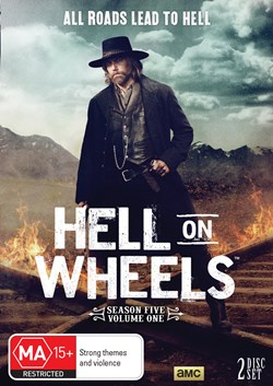 Hell On Wheels: Season Five - Volume One [DVD]