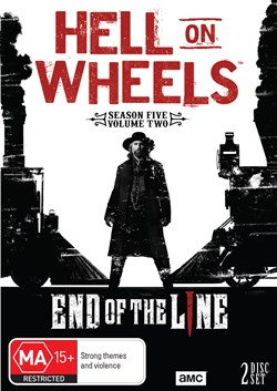 Hell On Wheels: Season Five - Volume Two [DVD]