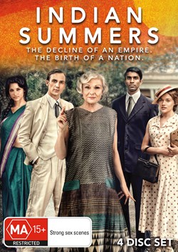 Indian Summers: Series One (Box Set) [DVD]