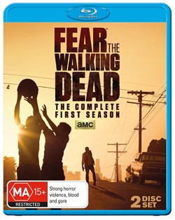Fear the Walking Dead: The Complete First Season [Blu-ray]