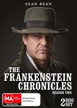 The Frankenstein Chronicles: Series 2 [DVD]