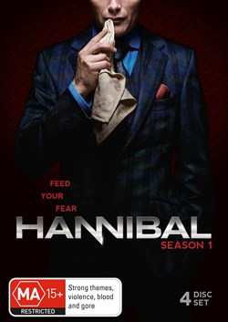 Hannibal: The Complete Season One (Box Set) [DVD]