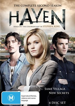Haven: The Complete Second Season (Box Set) [DVD]