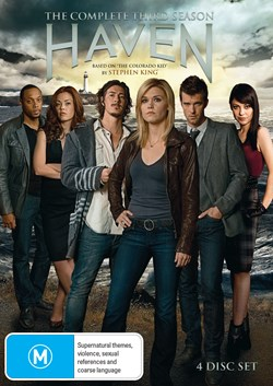 Haven: The Complete Third Season (Box Set) [DVD]