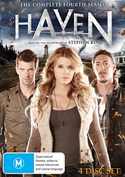 Haven: The Complete Fourth Season (Box Set) [DVD]