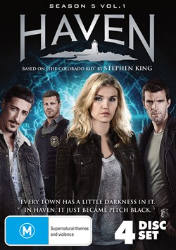 Haven: Season 5 - Volume 1 (Box Set) [DVD]