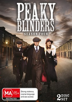 Peaky Blinders: Series 4 [DVD]