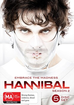 Hannibal: The Complete Season Two (Box Set) [DVD]
