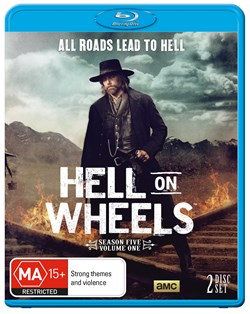 Hell On Wheels: Season Five - Volume One [Blu-ray]