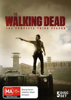 The Walking Dead: The Complete Third Season (Box Set) [DVD]