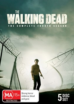 The Walking Dead: The Complete Fourth Season (Box Set) [DVD]