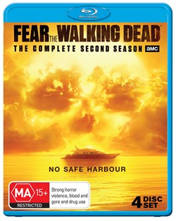 Fear the Walking Dead: The Complete Second Season (Box Set) [Blu-ray]