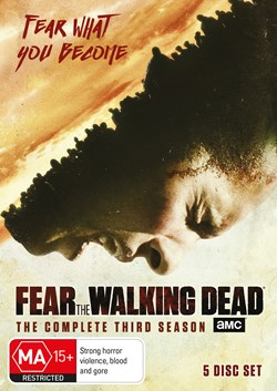 Fear the Walking Dead: The Complete Third Season (Box Set) [DVD]