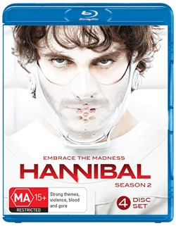 Hannibal: The Complete Season Two (Box Set) [Blu-ray]