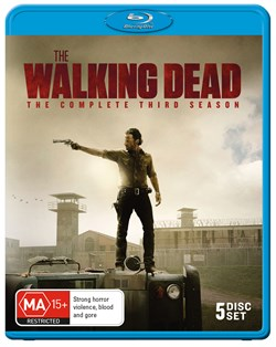 The Walking Dead: The Complete Third Season (Box Set) [Blu-ray]