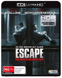 Escape Plan (4K Ultra HD) [UHD]