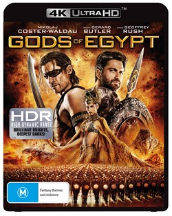 Gods of Egypt (4K Ultra HD) [UHD]