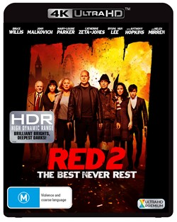 Red 2 (4K Ultra HD) [UHD]