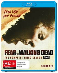 Fear the Walking Dead: The Complete Third Season (Box Set) [Blu-ray]