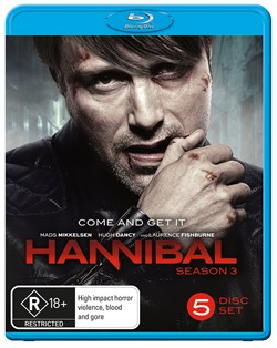 Hannibal: The Complete Season Three (Box Set) [Blu-ray]