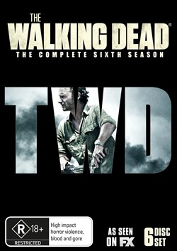 The Walking Dead: The Complete Sixth Season (Box Set) [DVD]