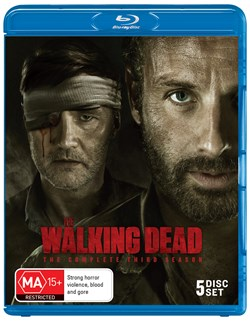 The Walking Dead: The Complete Third Season (Box Set Restored) [Blu-ray]