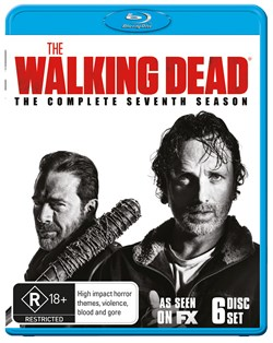 The Walking Dead: The Complete Seventh Season (Box Set) [Blu-ray]
