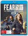 Fear the Walking Dead: The Complete Fourth Season (Box Set) [Blu-ray]