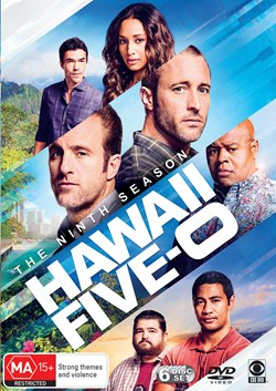 Hawaii Five-0: The Ninth Season (Box Set) [DVD]