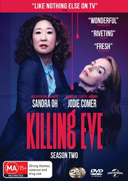 Killing Eve: Season Two [DVD]