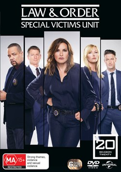 Law and Order - Special Victims Unit: Season 20 (Box Set) [DVD]