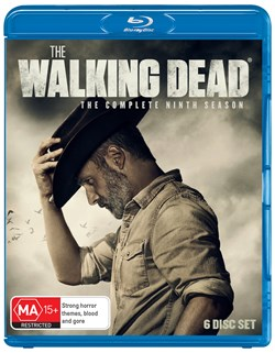 The Walking Dead: The Complete Ninth Season (Box Set) [Blu-ray]