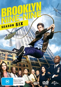 Brooklyn Nine-Nine: Season Six (Box Set) [DVD]