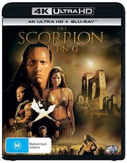 The Scorpion King (4K Ultra HD + Blu-ray) [UHD]