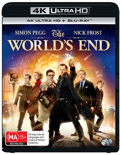 The World's End (4K Ultra HD + Blu-ray) [UHD]