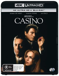 Casino (4K Ultra HD + Blu-ray) [UHD]