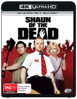 Shaun of the Dead (4K Ultra HD + Blu-ray) [UHD]