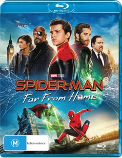 Spider-Man: Far from Home [Blu-ray]