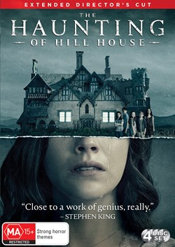 The Haunting of Hill House: Season 1 (Box Set) [DVD]