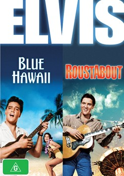Elvis: Blue Hawaii/Roustabout [DVD]
