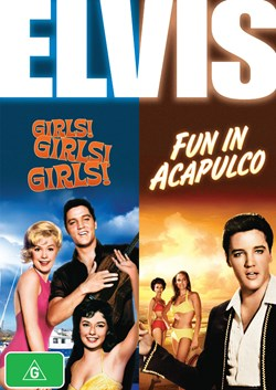 Elvis: Girls! Girls! Girls!/Fun in Acapulco [DVD]