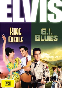 Elvis: King Creole/G.I Blues [DVD]