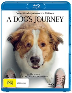 A Dog's Journey [Blu-ray]