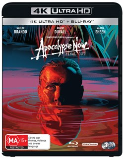 Apocalypse Now: Final Cut (4K Ultra HD + Blu-ray (Boxset)) [Blu-ray]