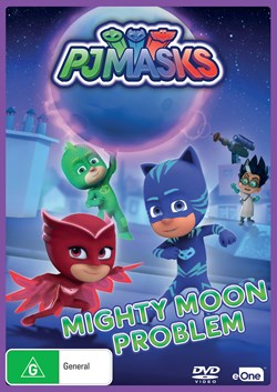 PJ Masks - Mighty Moon Problem [DVD]