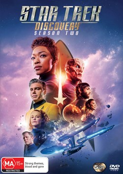 Star Trek: Discovery - Season Two (Box Set) [DVD]