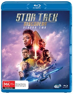 Star Trek: Discovery - Season Two (Box Set) [Blu-ray]