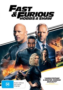 Fast & Furious Presents: Hobbs & Shaw [DVD]